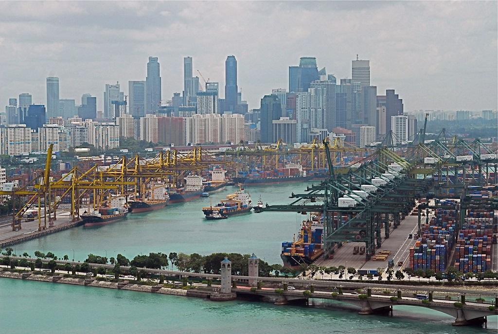 puertos más grandes del mundo