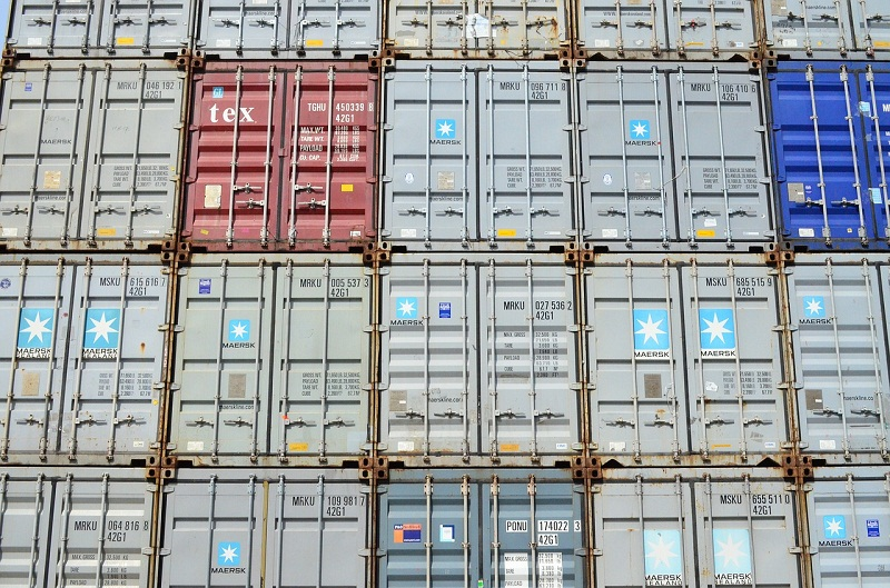 Contenedores marítimos en la internacionalización de tu marca
